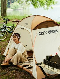 【SALE/10%OFF】niko and... 【GO OUT×Coleman×CITY CREEK】クイックアップシェード ニコアンド 生活雑貨 生活雑貨その他【送料無料】