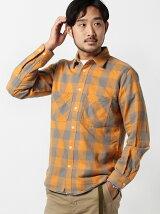 BEAMS / ライトネル チェック ワークシャツ