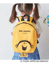 Mr. Men Little Miss×HusHusH リュック