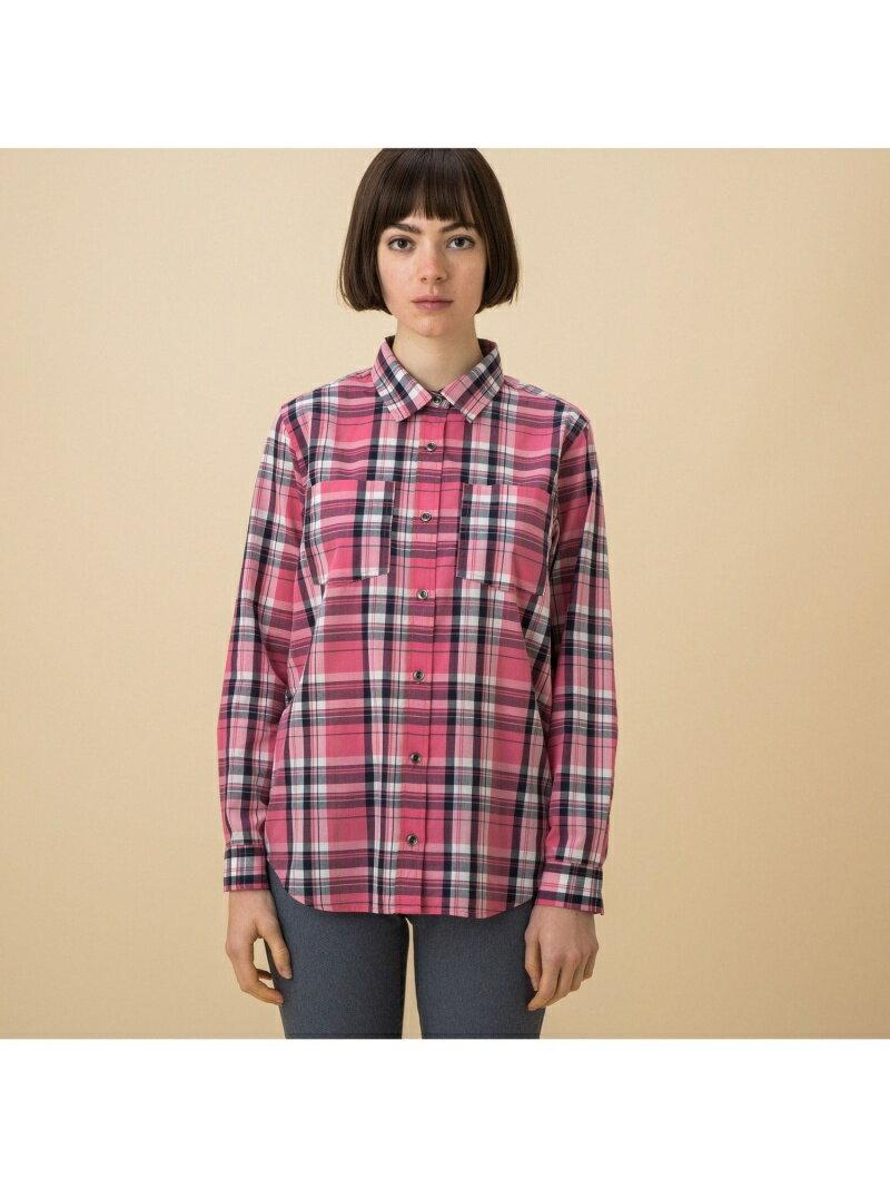 【SALE/30%OFF】ベーシックチェックシャツ エーグル シャツ/ブラウス【RBA_S】【RBA_E】【送料無料】