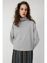 TURTLE NECK SHORT スウェット