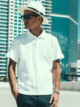 SUMMER KNIT POLO SHIRT