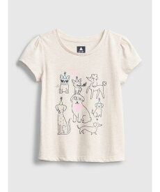 【SALE/25%OFF】GAP (K)Toddler Organic Mix and Match Graphic ギャップ カットソー キッズカットソー ホワイト ピンク グレー ブルー