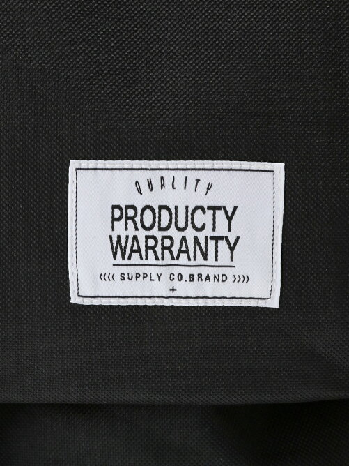 PRODUCTY WARRANTY/(U)フラップバックパック