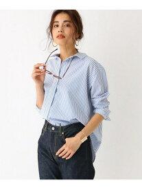 【SALE/51%OFF】抜き襟オーバーサイズシャツ アクアガール シャツ/ブラウス【RBA_S】【RBA_E】【送料無料】