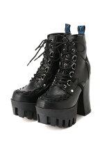 (L)ボリュームタンクソールブーツ ブラック