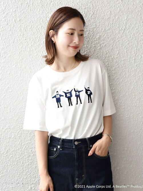 SC: THE BEATLES Tシャツ