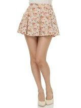 flower skirt p/t