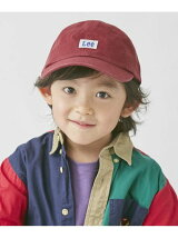 Lee/(K)LE KIDS LOW CAP COTTON TWILL