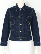 Standard Denim Jacket One Wash Indigo