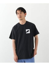【Seagreen/シーグリーン】BACK WORD PRINT Tシャツ