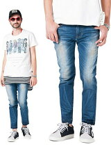 Croker skinny denim