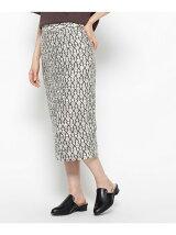 幾何JQタイトスカート