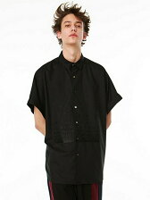 FIGURES EMB. S/S BIG SHIRTS
