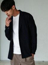 CM ポリレーヨンツイル シャツ ジャケット