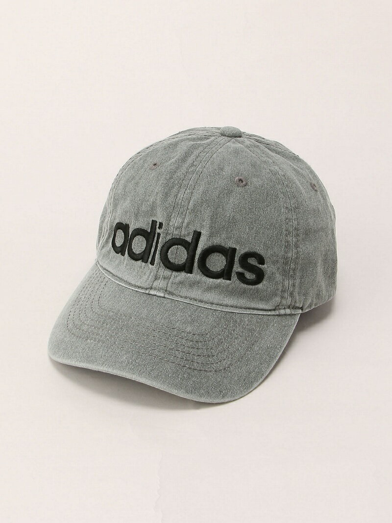 【SALE/20%OFF】adidas/(U)ADM CM S.TWILL LINEA LOW CAP ハットホームズ 帽子/ヘア小物【RBA_S】【RBA_E】
