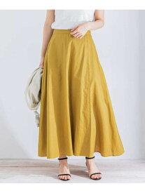 【SALE/30%OFF】Sonny Label リネンAラインカラースカート サニーレーベル スカート スカートその他 イエロー ピンク ブルー【送料無料】