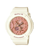 BABY-G/L)BGA-131-7B2JF/Shell Pink Colors