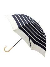 フレンチマリン晴雨兼用長傘