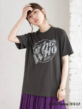 THE WHO Tシャツ