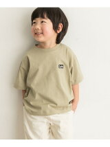 【予約】LEE KIDS BACKPRINT T-SHIRTS