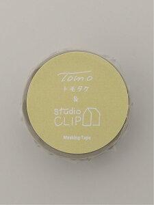 studio CLIP TTマスキングテープ スタディオクリップ 生活雑貨 生活雑貨その他 ホワイト
