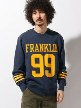 FRANKLIN&MARSHALL/(M)FRANKLIN99スウェット