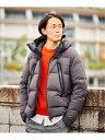 DESCENTEALLTERRAIN ALLTERRAIN 別注 水沢ダウン マウンテニア エディフィス コート/ジャケット ダウンジャケット ブ…
