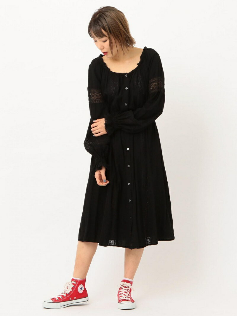 【SALE/50%OFF】Another Edition LACE TAPEワンピース アナザーエディション ワンピース【RBA_S】【RBA_E】【送料無料】