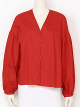 COTTON BROAD Gather Blouse