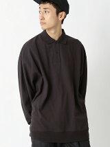 【WEB限定】BEAMS / NEW STANDARD ルーズフィット ポロシャツ