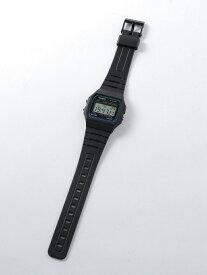 BEAMS BOY CASIO / F91W1JF カシオ 腕時計 デジタル レディース ユニセックス ビームス ウイメン ファッショングッズ
