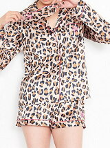 LEOPARD SHORT PANTS