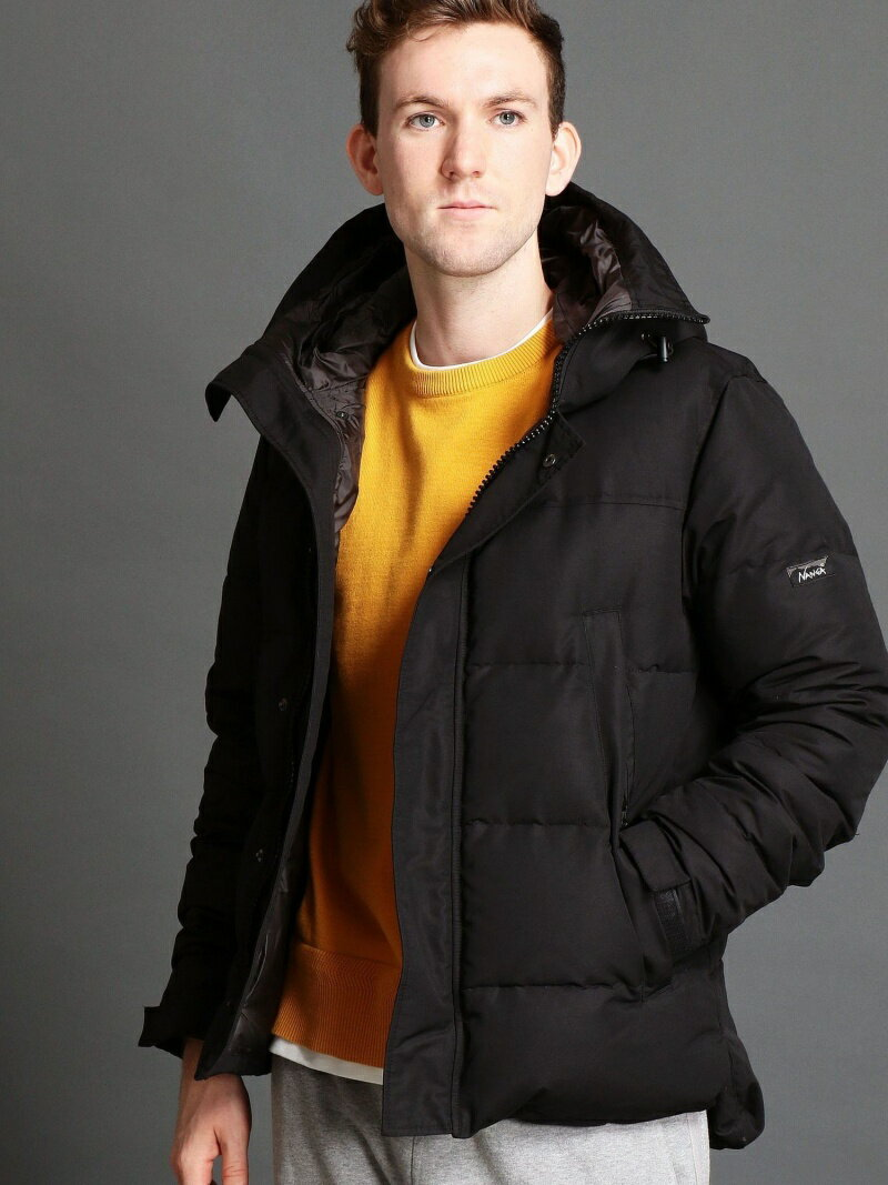 vital MONSIEUR NICOLE NANGA(ナンガ)別注ショートジャケット ニコル【送料無料】