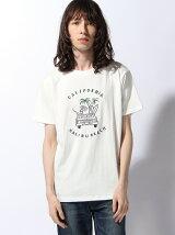 (M)ZIP Select ナノテックCarGirl刺繍Tシャツ