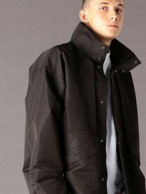 【SALE/55%OFF】coen グログランユーティリティジャケット(UTILITYLINE)# コーエン コート/ジャケット ブルゾン ブラック カーキ