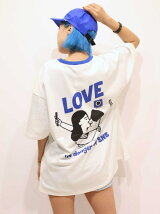 LOVEtelephone Tシャツ