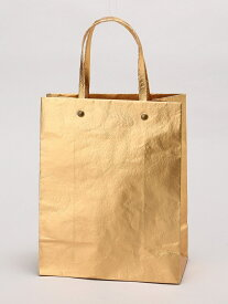 松久永助紙店 / 手さげ 紙袋 ゴールド ビームス ジャパン ビームス ジャパン バッグ