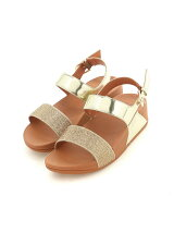 (W)RITZY BACK-STRAP SANDALS