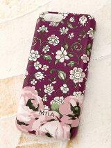 オリジナル花柄iphone6ケース