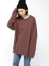 ハート&アロー柄BIGポケTシャツ