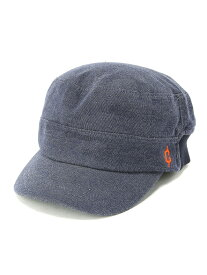 Clef Clef/(U)CLEF TPN RIB WORK CAP ゴースローキャラバン 帽子/ヘア小物【送料無料】