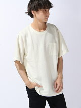 【BROWNY】(M)ワッフルボーダーBIGT(S)