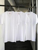 [ヘインズ] SC HANES 70TH 3P/PACK Tシャツ / アニバーサリー パックT