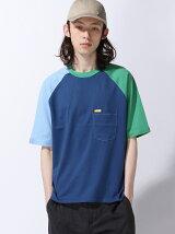 TUBE / クレイジー ラグランTシャツ