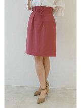 タックタイトカラースカート