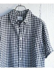【SALE/30%OFF】DOORS LinenShort-sleeveShirts アーバンリサーチドアーズ シャツ/ブラウス【RBA_S】【RBA_E】【送料無料】