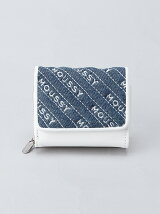 MOUSSY/QUILTING WALLET MINI WALLET