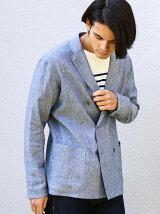 KC NEO LINEN W-ジャーディガン / ジャケット
