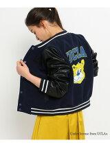 【別注】UCLA 刺繍スタジャン